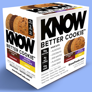 NEW: Know Cookies Variety Box