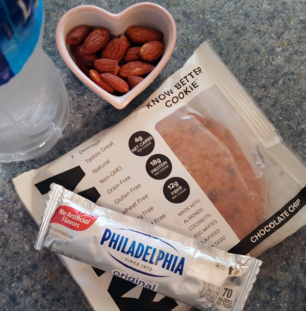 LCHF Snacks - Eating Low Carb On The Go