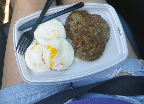 Low Carb Fast Food - Staying on Track on the go
