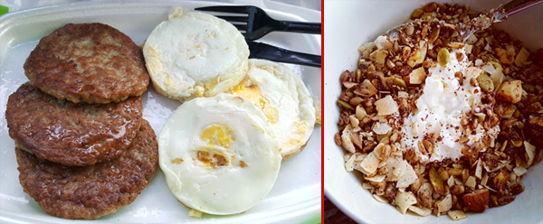 Low Carb Breakfast Foods