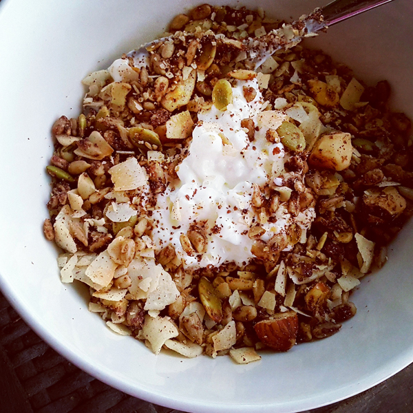 Gluten Free Low Carb Cereal (Keto Friendly)