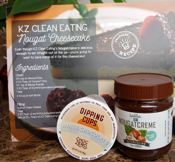 Low Carb Recipes featured in Keto Krate boxes