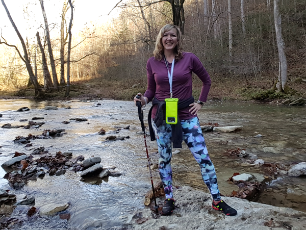 Lynn Terry (LowCarbTraveler) Hiking for Exercise - Ambitious 6 Mile Hike!