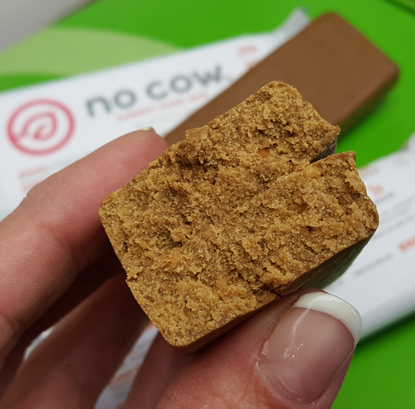 No Cow Bars - Low Carb and Vegan Friendly, Dairy Free