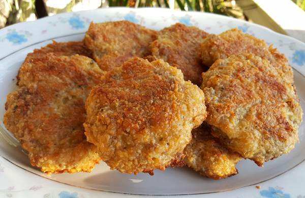Gluten Free Low Carb Biscuits