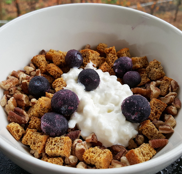 Low Carb Gluten Free Cereal Ideas