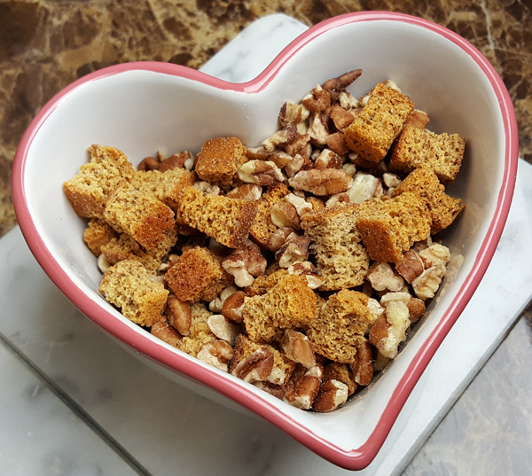 Low Carb Snack Bowl
