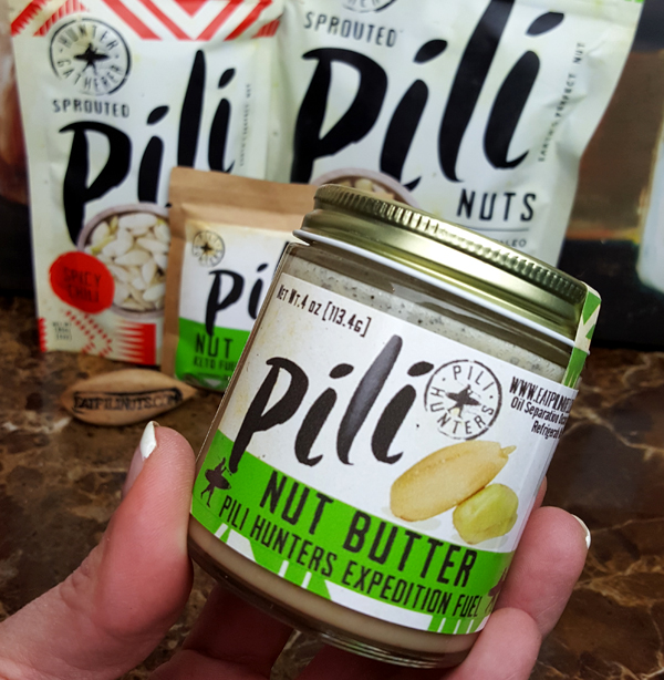 New: Pili Nut Butter