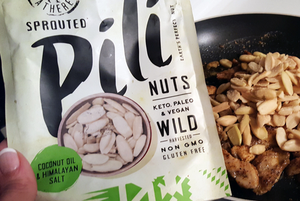 Cooking with Pili Nuts - LCHF Keto Friendly Low Carb Meals