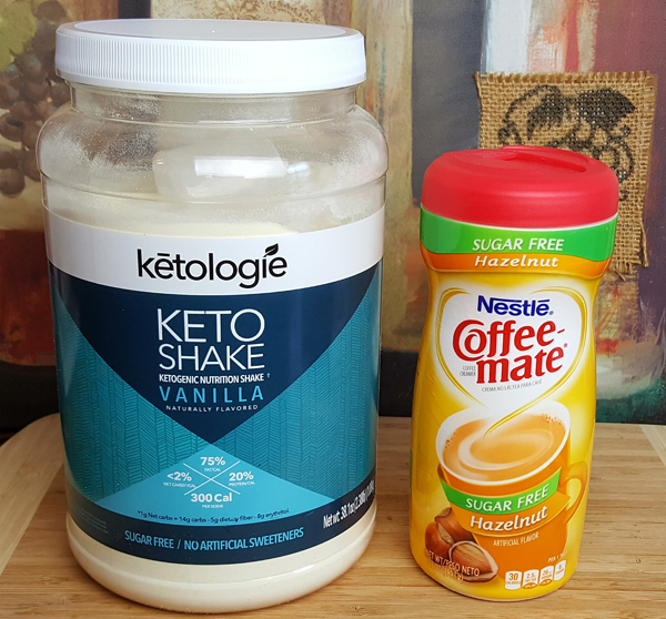 Low Carb Coffee Creamer Options
