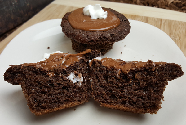 Low Carb Cupcakes and Cake Mix Test