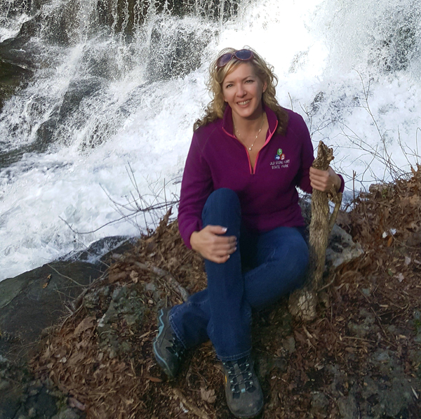 Outdoor Exercise: Hiking, LowCarbTraveler at Big Falls