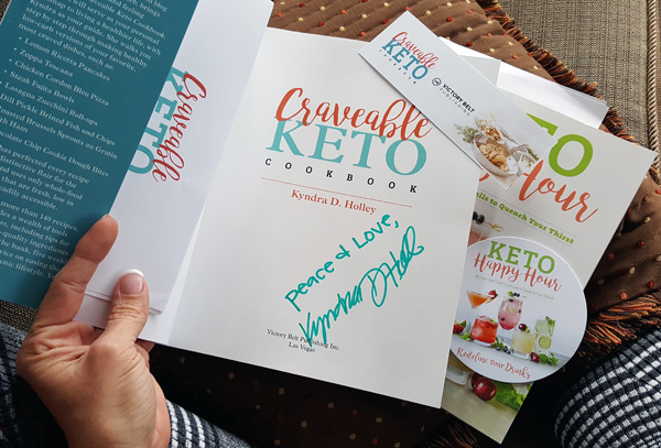 Craveable Keto by Kyndra Holley