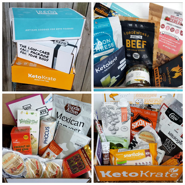 Keto Subscription Box Review