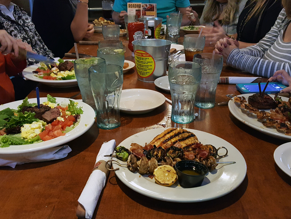 Low Carb Meals at Logan's Roadhouse