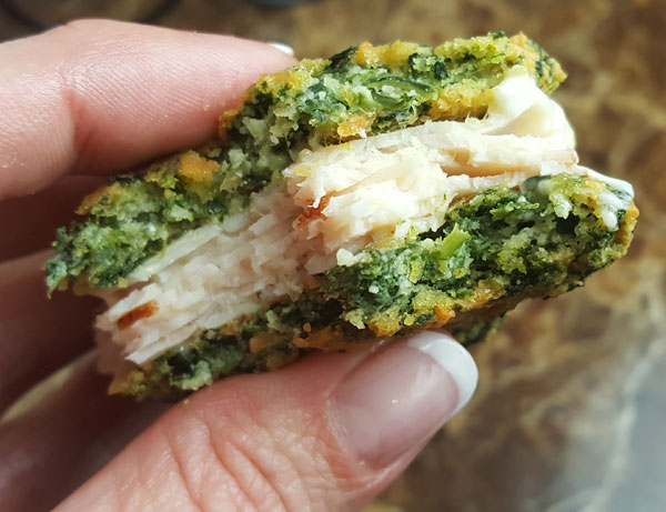 Keto Spinach Bread - Low Carb Recipes