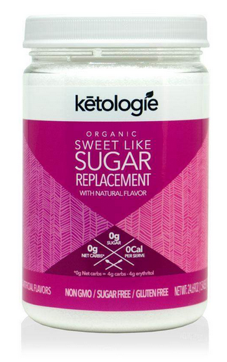 Organic Sweetener - Ketologie Sweet Like Sugar