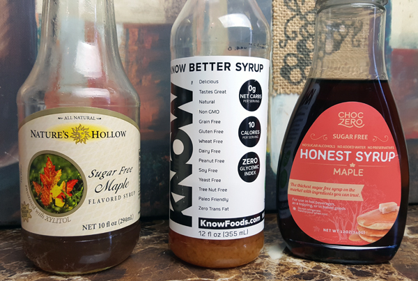Best Low Carb Pancake Syrup