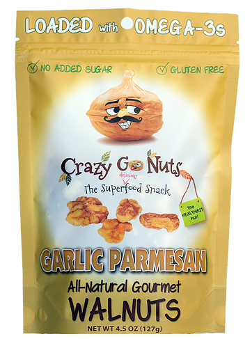 Crazy Go Nuts Walnuts