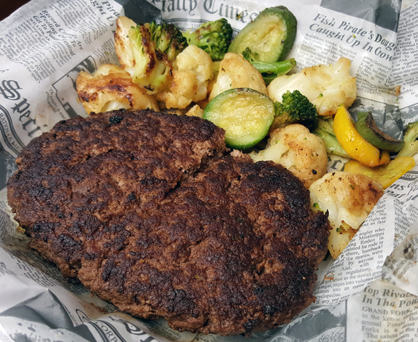 Keto Take-Out: Low Carb Meals
