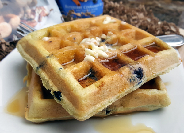 Keto Waffles Recipe - Gluten Free and Low Carb