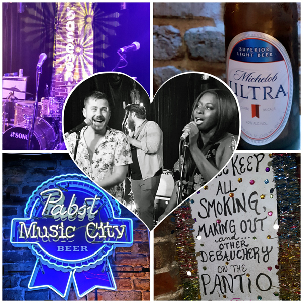 Low Carb Night Out at The Basement Nashville with Michelob Ultra Low Carb Beer
