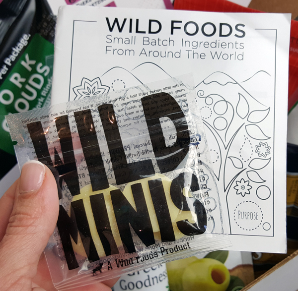 Wild Minis - and other WTH keto products, lol