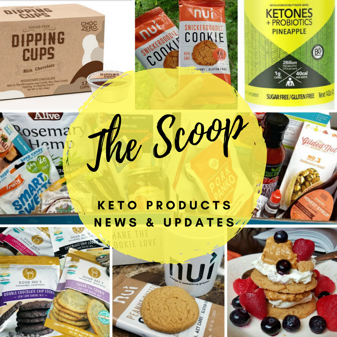 The Scoop! on Keto Products - News and Updates