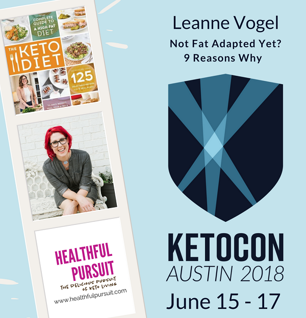 KetoCon 2018 Austin TX Keto Conference