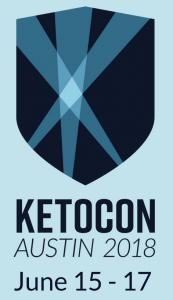 KetoCon 2018 Austin TX Low Carb Meetup and Keto Event