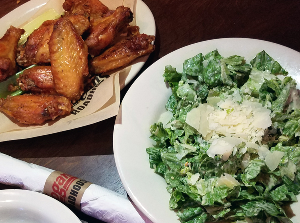 Logan's Roadhouse Low Carb Sides and Appetizers