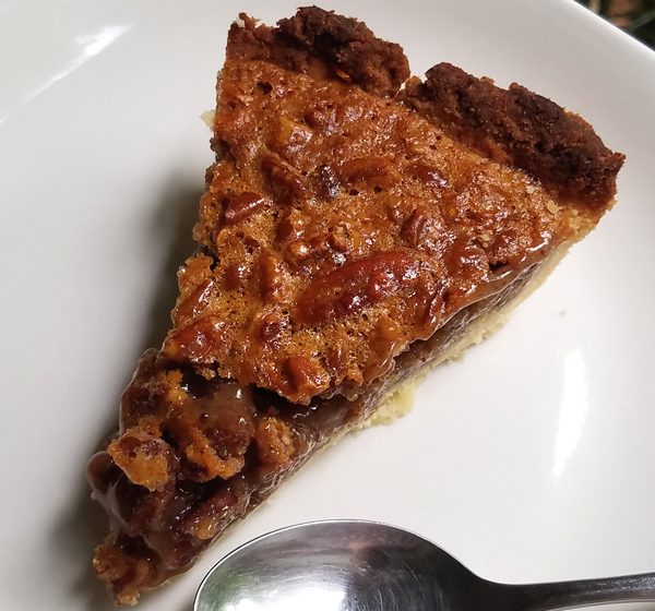 Low Carb Dessert Recipes - Traditional Pecan Pie