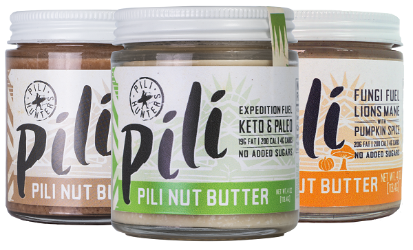 Pili Nut Butter for Keto Baking