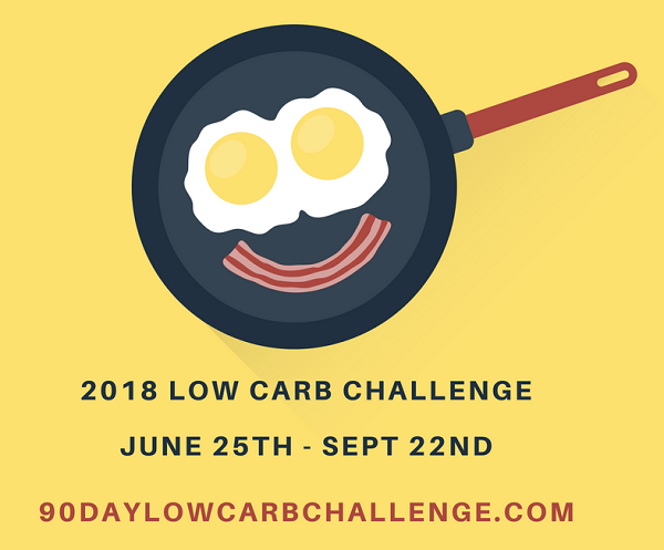 Summer 2018 Low Carb Challenge
