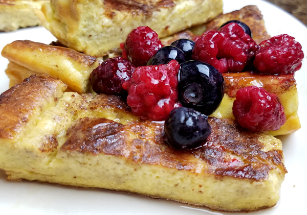 Keto French Toast Recipe