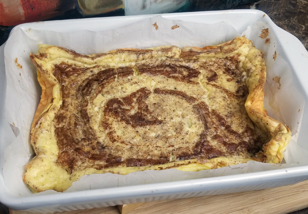 Low Carb Egg Loaf - Recipe Ideas