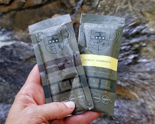 FatFit.Go Fat Packs - Keto Hiking