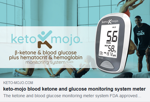Blood Glucose and Ketone Testing Meter