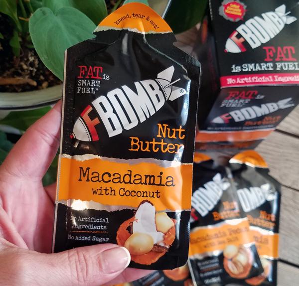 Macadamia Fat Bomb - Keto Life
