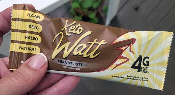 Keto Watt Bar