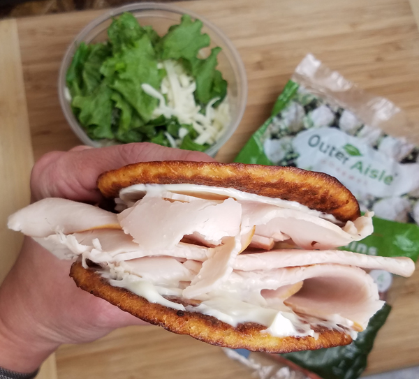 Low Carb Sandwich Thins