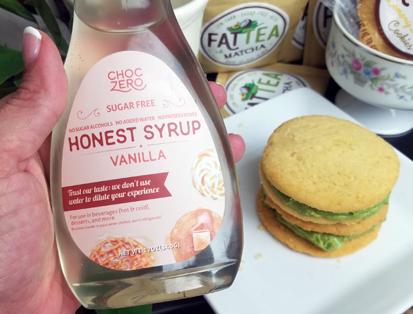 Sugar Free Vanilla Syrup - Keto Friendly