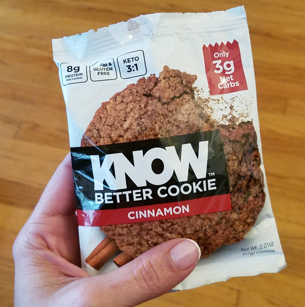 Keto Meal Replacement Cookies