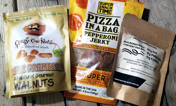 Keto Snacks - Low Carb Reviews