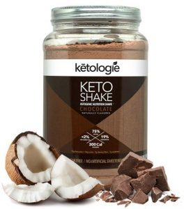 Keto Shake Chocolate