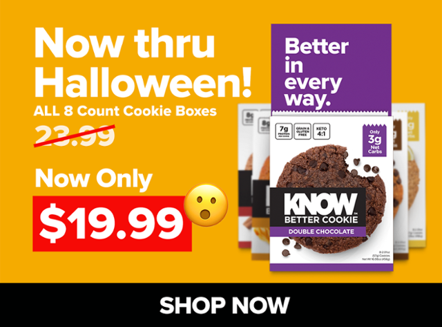 Know Cookies Discount - Keto Reviews