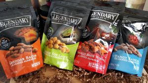 Legendary Foods Seasoned Nuts