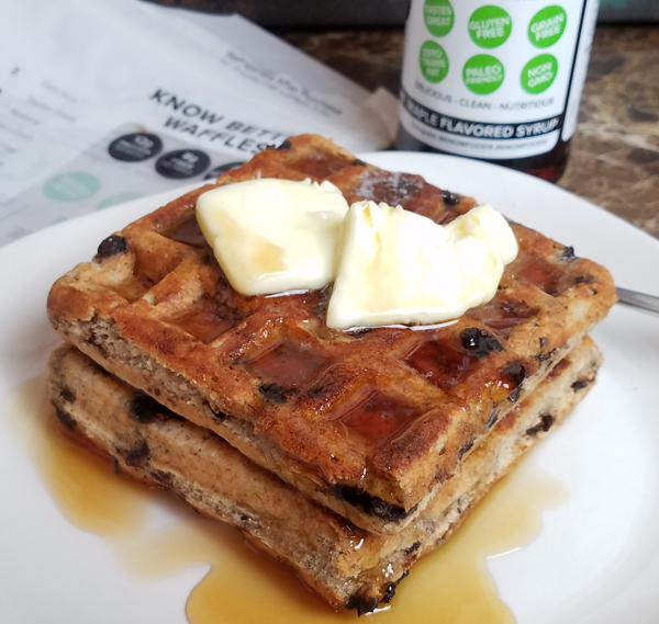 Low Carb Toaster Waffles - Easy Keto Breakfast Ideas