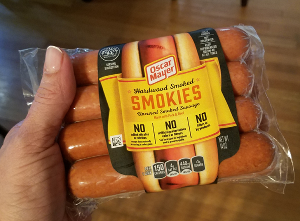 Oscar Mayer Smokies - Low Carb Groceries