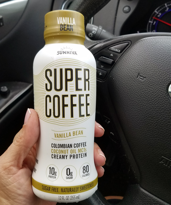 Sunniva Super Coffee - Keto Coffee To Go